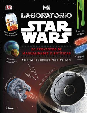 MI LABORATORIO STAR WARS