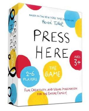PRESS HERE: THE GAME