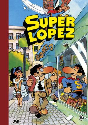 AVENTURAS DE SUPERLÓPEZ  EL SUPERGRUPO  ¡TODOS CONTRA UNO, UNO CONTRA TODOS!
