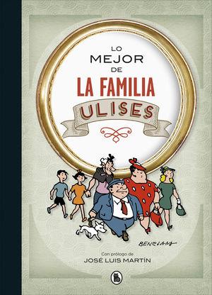 LO MEJOR DE LA FAMILIA ULISES (LO MEJOR DE...)