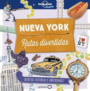 NUEVA YORK. RUTAS DIVERTIDAS