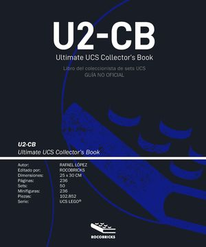 U2-CB ULTIMATE UCS COLLECTOR'S BOOK (LIBRO DEL COLECCIONISTA UCS)