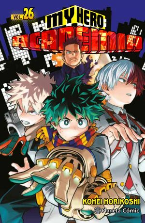 MY HERO ACADEMIA Nº 26