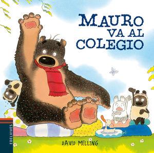 MAURO VA AL COLEGIO