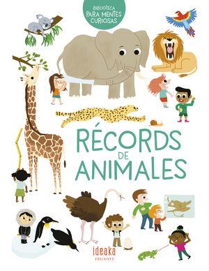 RÉCORDS DE ANIMALES