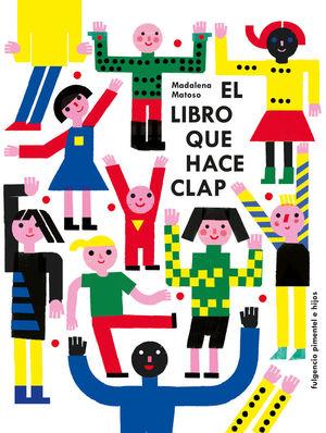 LIBRO QUE HACE CLAP,EL