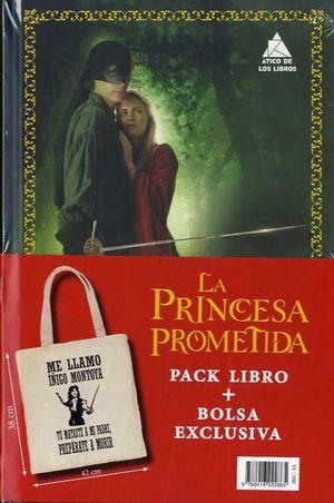 PRINCESA PROMETIDA, LA  -PACK LIBRO + BOLSA