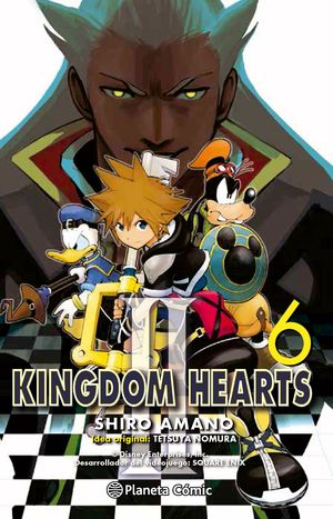KINGDOM HEARTS II Nº 06/10