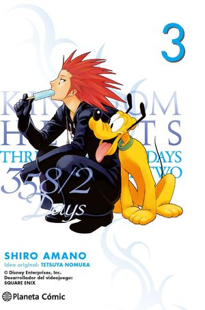 KINGDOM HEARTS 358/2 DAYS Nº 03/05