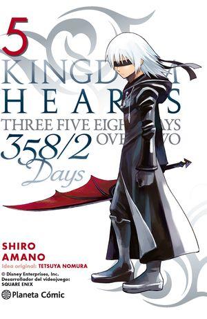 KINGDOM HEARTS 358/2 DAYS Nº 05/05