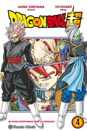DRAGON BALL SUPER Nº 04