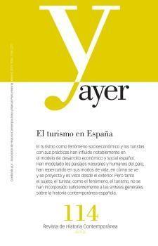 AYER 114 - TURISMO EN ESPAÑA, EL