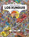 LOS XUNGUIS CON MUCHO RITMO (COLECCIÓN LOS XUNGUIS)