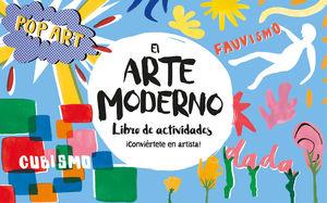 EL ARTE MODERNO. LIBRO DE ACTIVIDADES