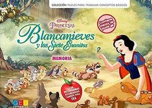 BLANCANIEVES Y LOS SIETE ENANITOS. MEMORIA