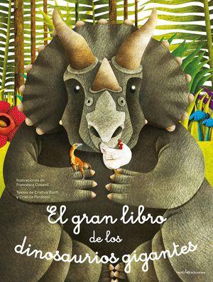 EL GRAN LIBRO DE LOS DINOSAURIOS GIGANTES / EL PEQUEÑO LIBRO DE LOS DINOSAURIOS
