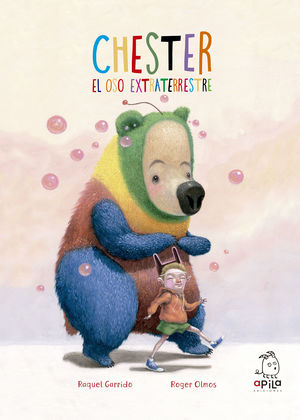 CHESTER, EL OSO EXTRATERRESTRE