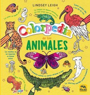 COLORPEDIA DE LOS ANIMALES