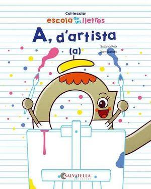 A, D'ARTISTA