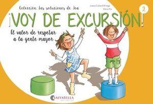 ¡VOY DE EXCURSIÓN!