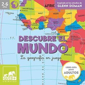 DESCUBRE EL MUNDO  2-6 AÑOS