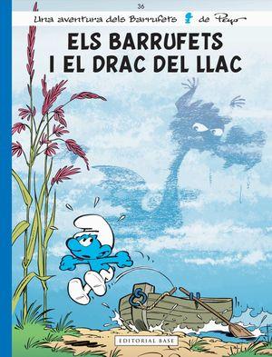 ELS BARRUFETS I EL DRAC DEL LLAC