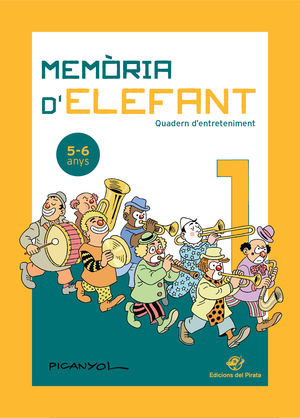 MEMÒRIA D'ELEFANT 1