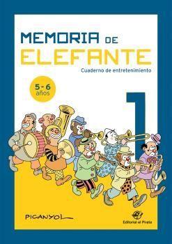 MEMORIA DE ELEFANTE 5-6 AÑOS