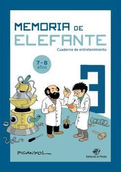 MEMORIA DE ELEFANTE 7-8 AÑOS