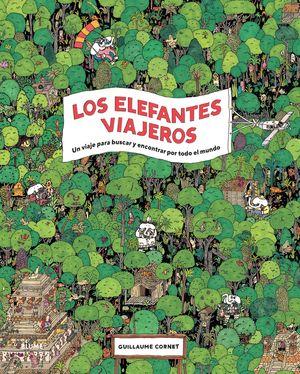 LOS ELEFANTES VIAJEROS