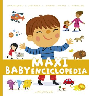 MAXI BABY ENCICLOPEDIA
