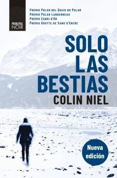 SOLO LAS BESTIAS - BOLSILLO