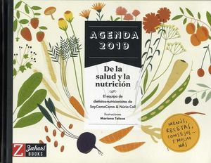 2019 AGENDA DE LA SALUD Y LA NUTRICIÓN