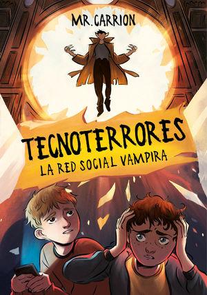 LA RED SOCIAL VAMPIRA
