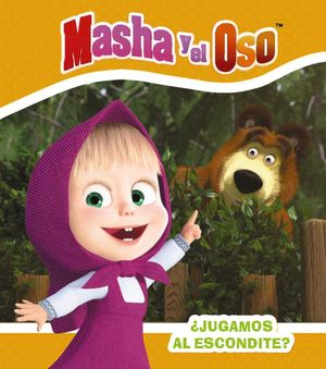 MASHA Y EL OSO. ¿JUGAMOS AL ESCONDITE?