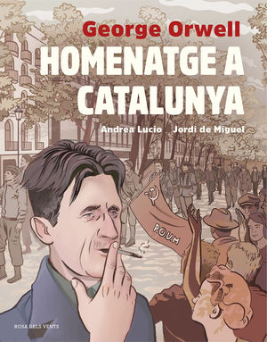 HOMENATGE A CATALUNYA (ADAPTACIÓ GRÀFICA)