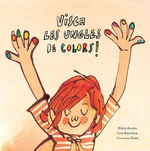 VISCA LES UNGLES DE COLORS