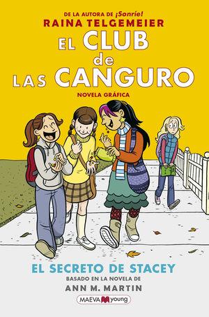EL CLUB DE LAS CANGURO. EL SECRETO DE STACEY