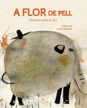 A FLOR DE PELL. PENSANT AMB EL COS