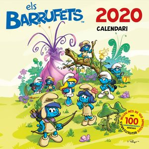 CALENDARI BARRUFETS 2020