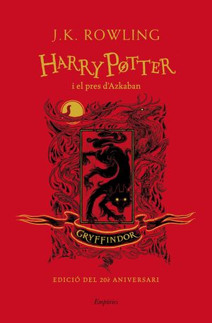 HARRY POTTER I EL PRES D'AZKABAN (GRYFFINDOR)