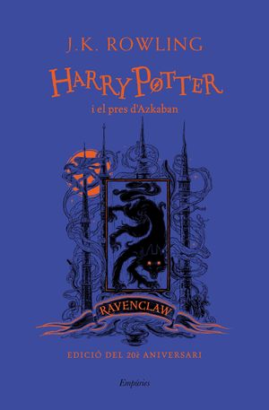 HARRY POTTER I EL PRES D'AZKABAN (RAVENCLAW)