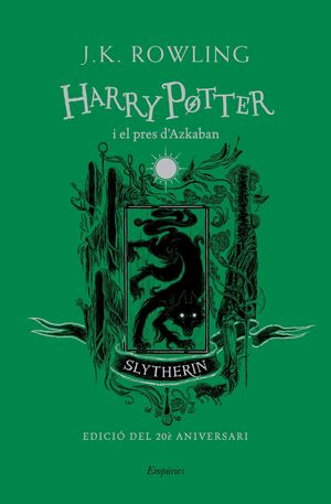 HARRY POTTER I EL PRES D'AZKABAN (SLYTHERIN)