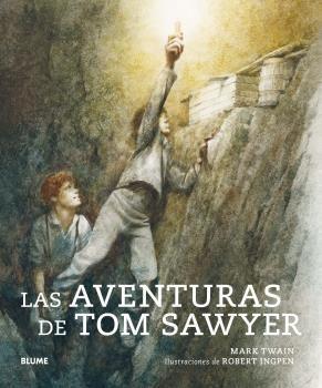 COL. CLÁSICOS AVENTURAS DE TOM SAWYER (RÚSTICA)