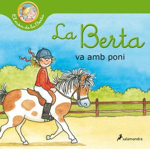 LA BERTA VA AMB PONI (EL MÓN DE LA BERTA)