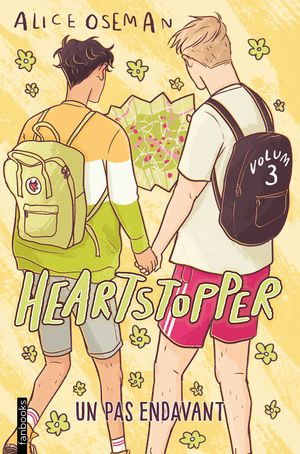 HEARTSTOPPER 3. UN PAS ENDAVANT