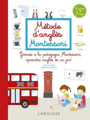 MÈTODE D'ANGLÈS MONTESSORI