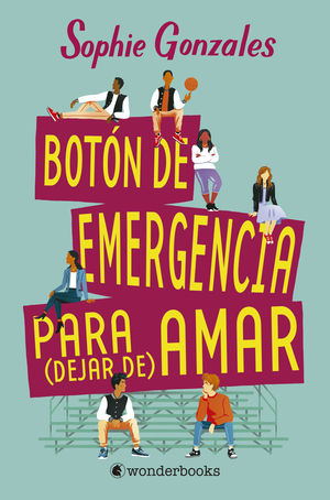 BOTÓN DE EMERGENCIA PARA (DEJAR DE) AMAR