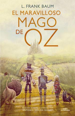 EL MARAVILLOSO MAGO DE OZ (COLECCIÓN ALFAGUARA CLÁSICOS)