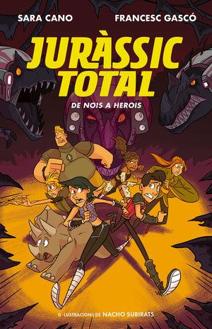 DE NOIS A HEROIS (SÈRIE JURÀSSIC TOTAL 3)